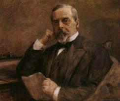 Patron szkoły - Henryk Sienkiewicz